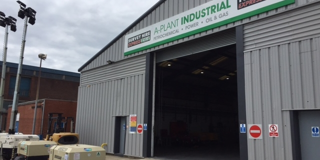A-Plant move into Haverton Hill