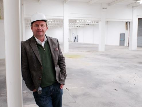 NEW BUSINESS PARK LINED UP - CPNE