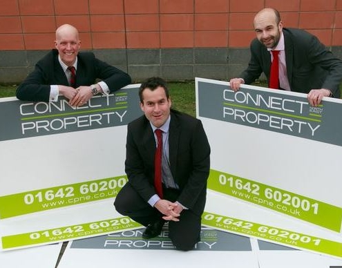 Connect Property Team Photo