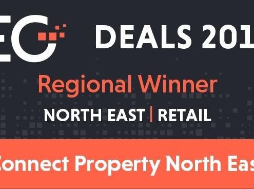 EGi Most Active Retail Agent North East