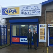 Double Trade Counter Success for Newton Aycliffe Jonathan Simpson Connect Property