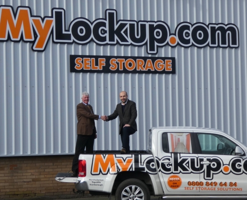 My Lock Up, Jonathan Simpson, Connect Property