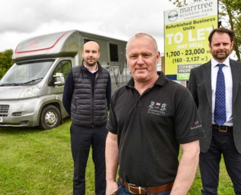 Harrogate Developers Marrtree Invest in Darlington
