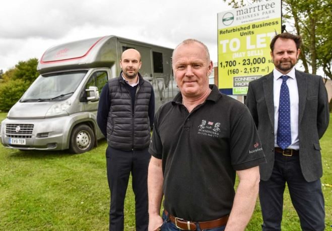 Harrogate Developers Marrtree Invest in Darlington