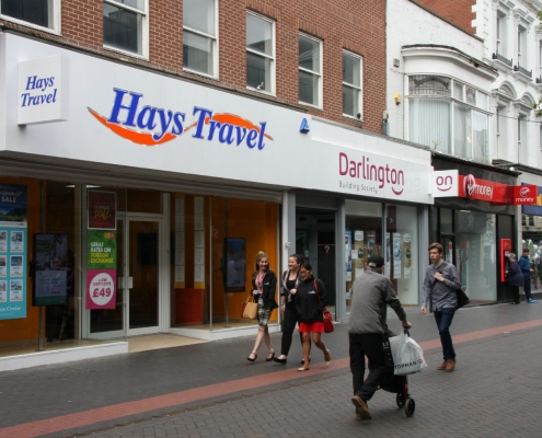 Retail Investment Linthorpe Road Middlesbrough 2