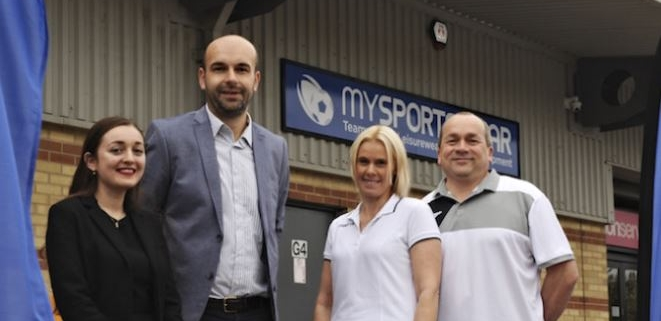 Mysportswear open new showroom