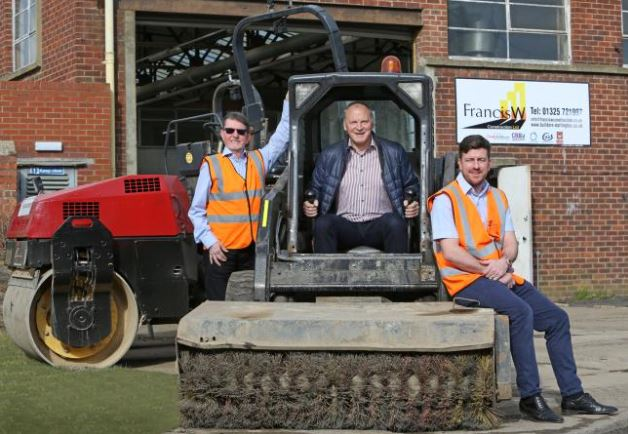 Francis W Group expands into Lingfield Point