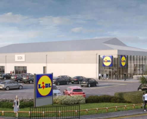 New Lidl supermarket set to open in South Gosforth this summer