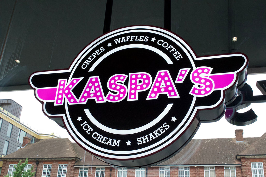 Sweet success as pudding parlour Kaspas opens a third North East site
