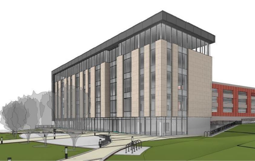 Work begins on £8.5m five storey Darlington office block
