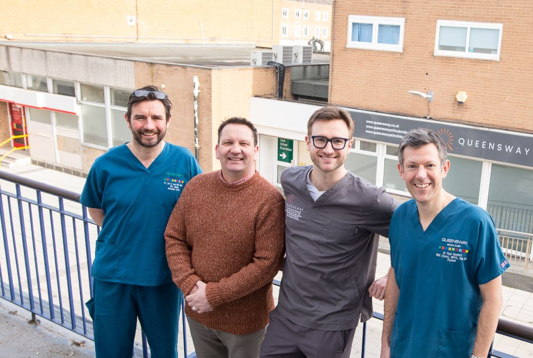 Queensway Dental agrees new deal with Billingham Town Centre