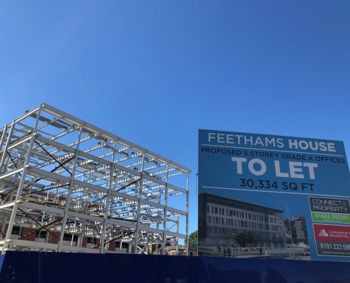 Fleethams House, Darlington enters next phase