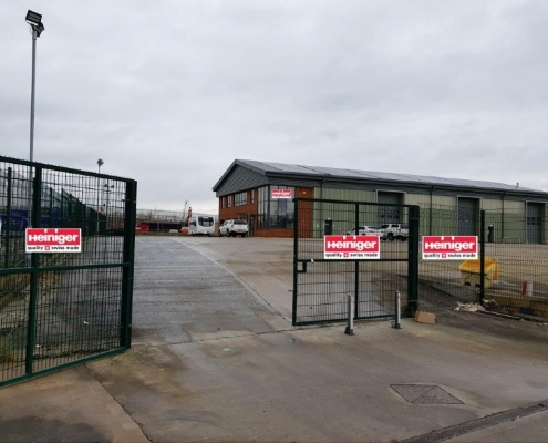 Heiniger Move into Leeming