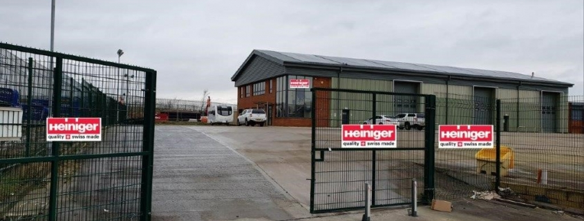 Heiniger Move into Leeming
