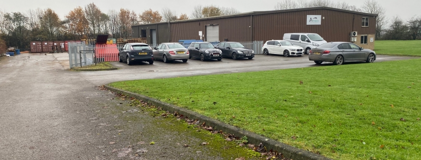 CPNE let 13,000 sq ft at Chilton
